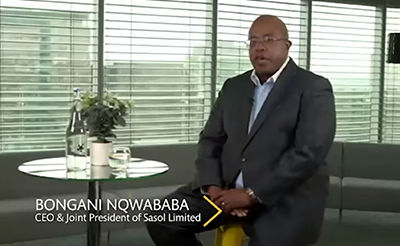 fast facts about investing in south africa with ceo joint president of sasol limited bongani nqwababa