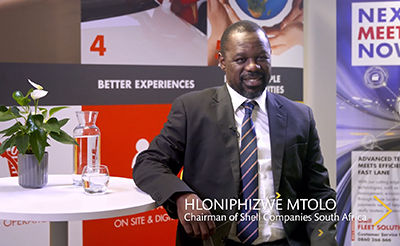fast facts about investing in south africa with chairman of shell companies south africa hloniphizwe motto